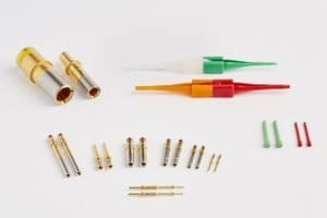 Connector Contacts, Filler Plugs and Tools