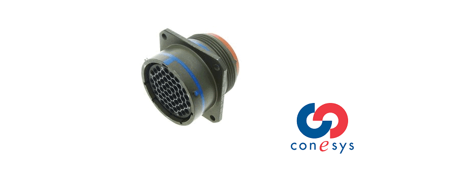 26482 circular connectors from Conesys