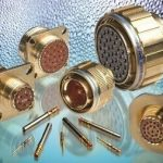 marine bronze d38999 connectors